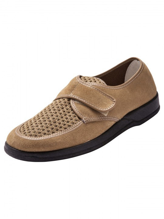 Derbies souples en cuir