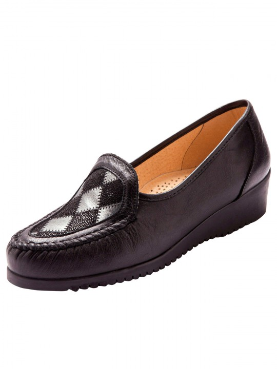 Mocassins en cuir ultra souples