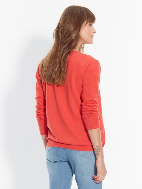 Cardigan manches longues