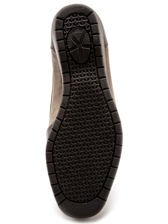 Derbies à lacets en cuir