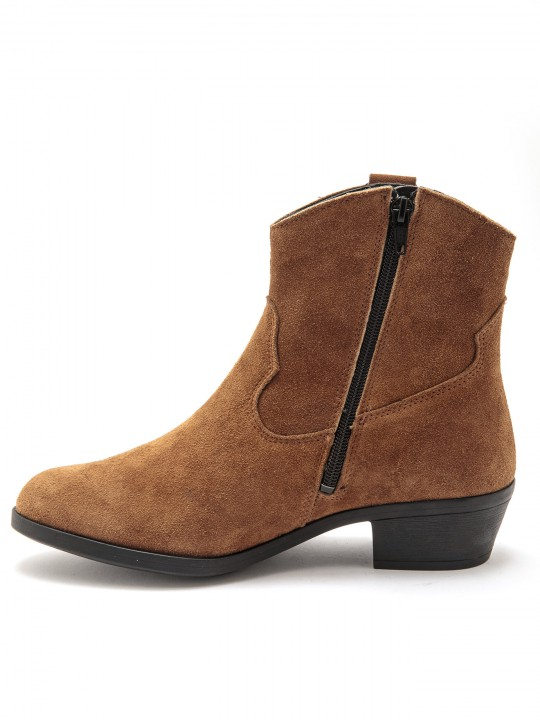 Boots extra larges semelle amovible